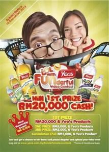 Kontes Video Funderful Yeo's 2013