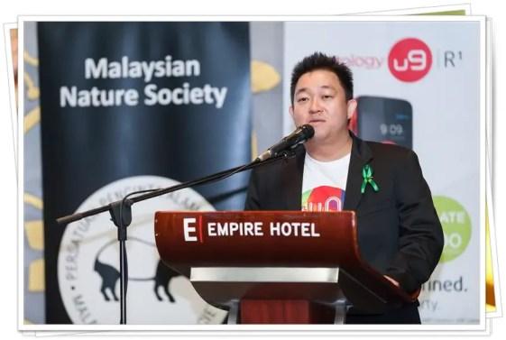 Encik Leslie Loh, Ketua Pegawai Digital Ninetology ASEAN