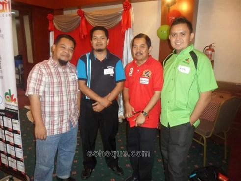 bersama blogger otai kacak