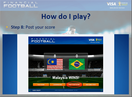 papar skor visa financial football