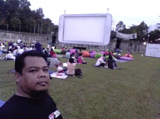 selfie di starlight cinema