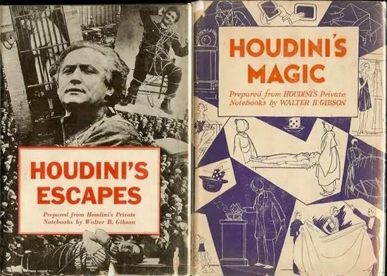 pertunjukan silap mata Houdini yang terkenal
