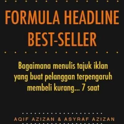 Buku 3 teknik bagaimana menulis headline secara berkesan