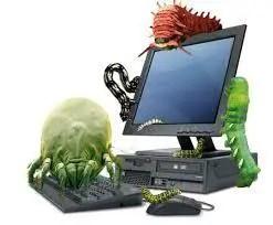 serangan virus