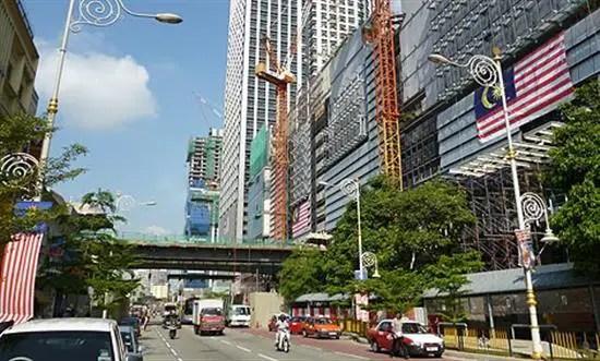 NU Sentral - tarikan terbaru Kuala Lumpur
