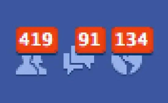 puluhan notifikasi akan mengganggu jika benda yang sama dikongsi berulangkali dlam waktu yang sama