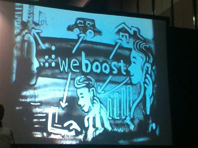 weBoost Drive 3G-S