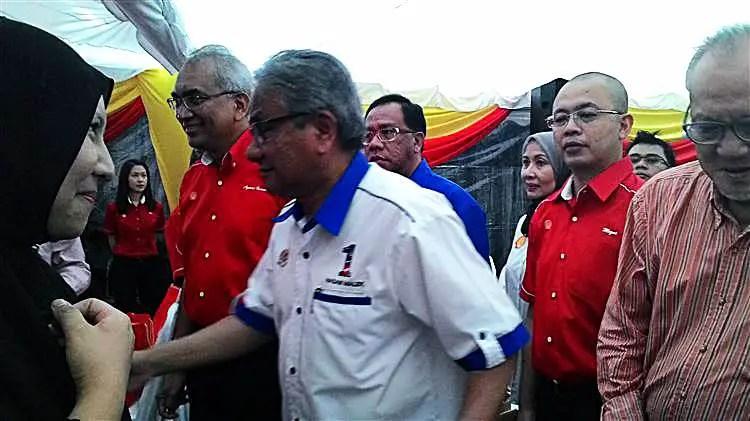 Dato Sri Haji Hasan Malek