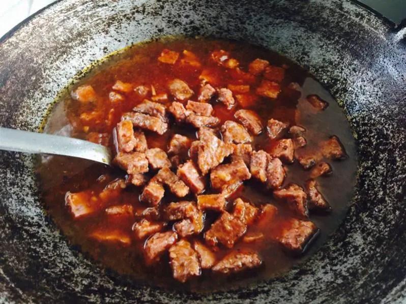 resipi-daging-masak-merah-mula-masak