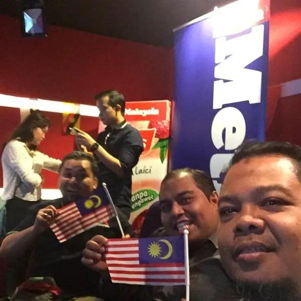 """Bloggers di majlis pelancaran Kempen Yeo's """"I Love Malaysia"""""""