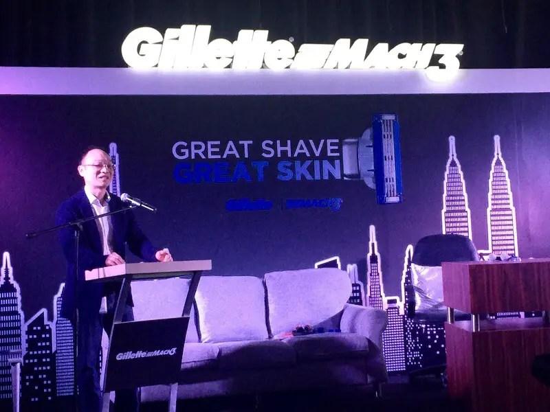Mr Ong Yuh Hwang, Ketua Pegawai Eksekutif Procter & Gamble Malaysia, Singapura & Brunei