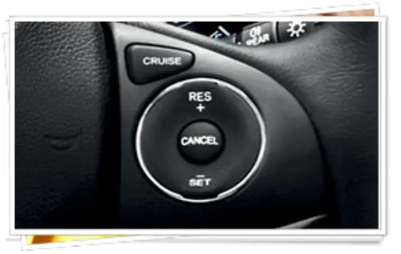 hr-v-cruise-control