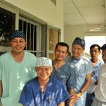 cambodian surgical team