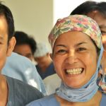 operating room nurse in cambodia