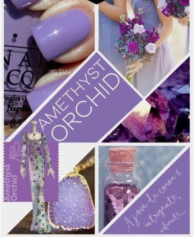 Модный цвет: аметистовая орхидея