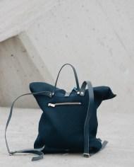 mochila rosca azul 1