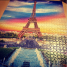 Put together my new puzzle while watching Midnight in Paris...I think I have a trip to Paris on my mind.