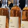Echantillon de Rhums dans des bouteilles semblable pour les jurys du concours générale agricole 2019