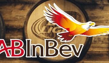 AB INBEV, Budweiser, Bud Light, Stella Artois - Aigle centré