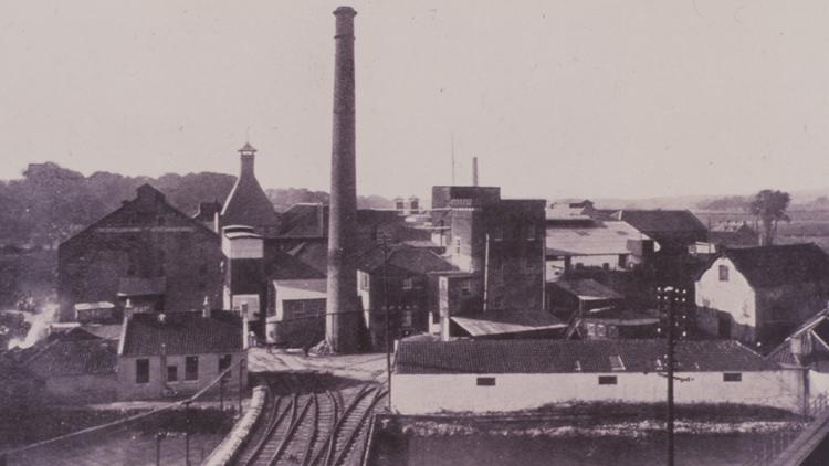 La Distillerie Cameronbridge
