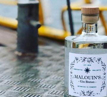 Malouins, Gin Breton
