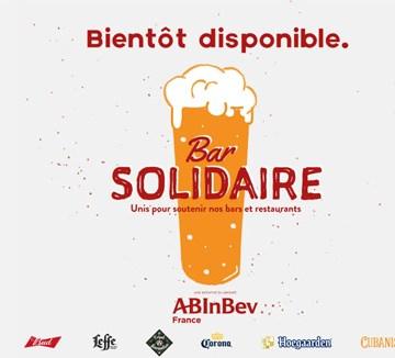 Plateforme Bar Solidaire de AB INBEV France
