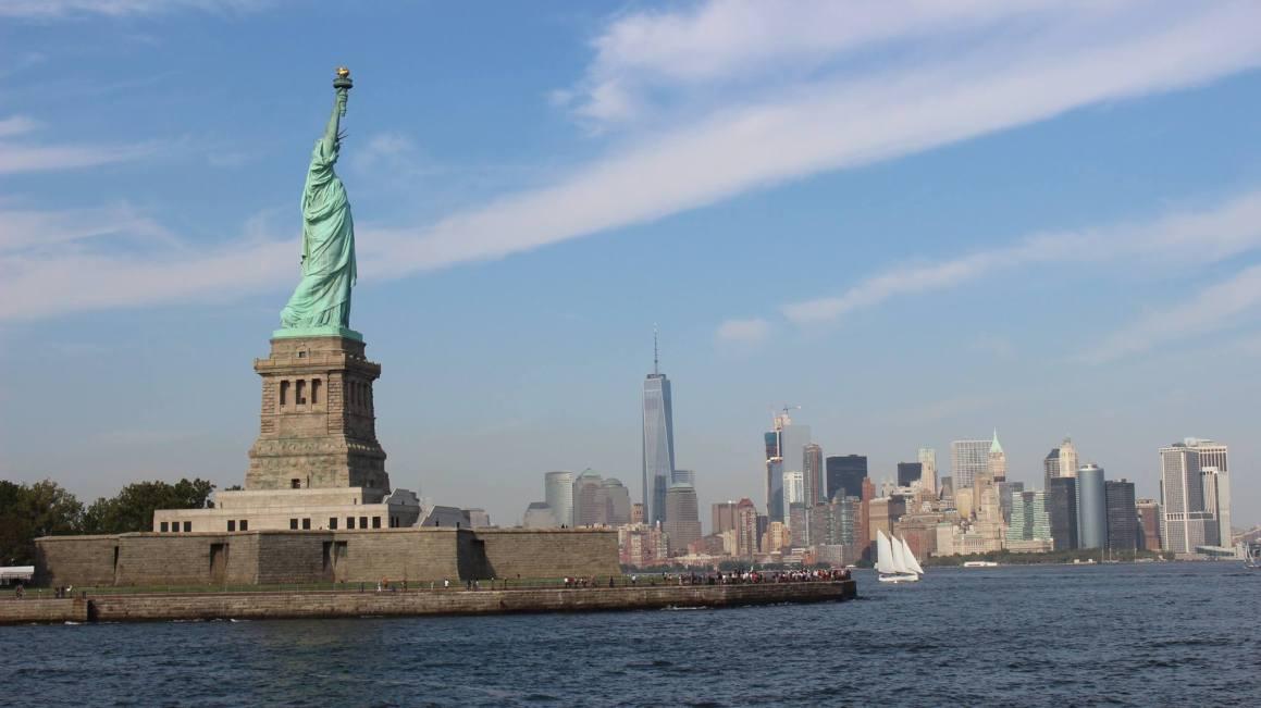 Croisière sur l'Hudson River à New York
