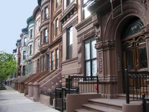 35 Une rue de Harlem