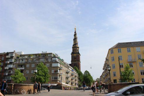 Eglise de Notre Sauveur Copenhague