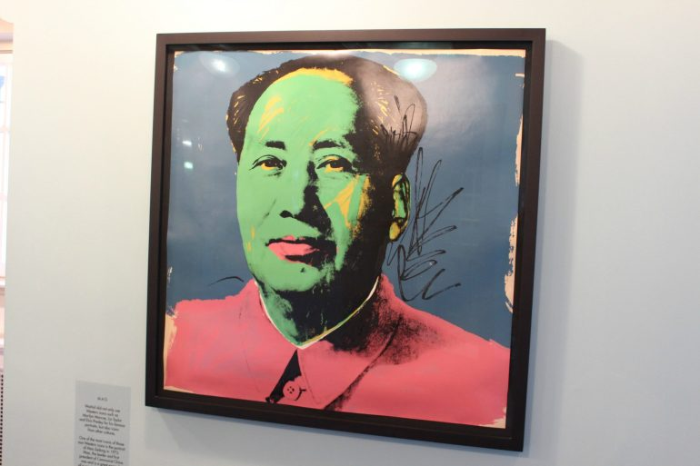 Mao - Andy Warhol