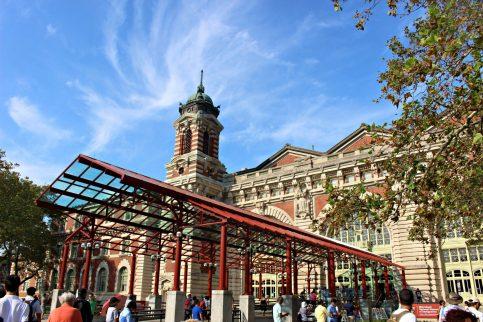 Musée de l'immigration - Ellis Island