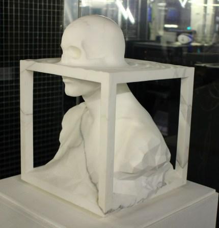 Renaissance par Roti : sculpture en marbre de Carrare