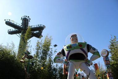 Ambiance Toy Story!