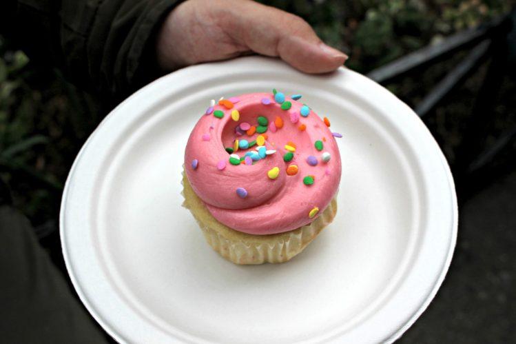 Cupcakes à Magnolia Bakery New York