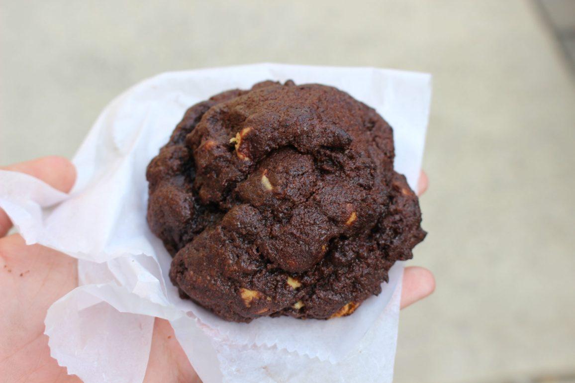 Cookie chocolat et beurre de cacahuètes