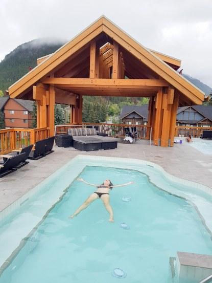 Meadow Spa & Pool à Banff