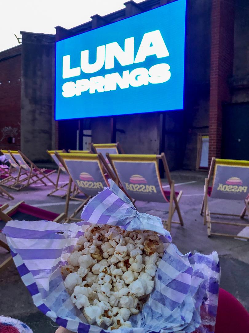 Moonlight cinema Luna Springs