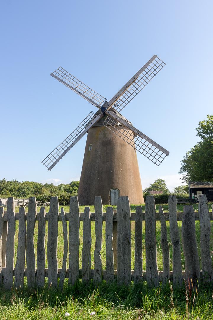 Moulin de Bembridge île de Wight