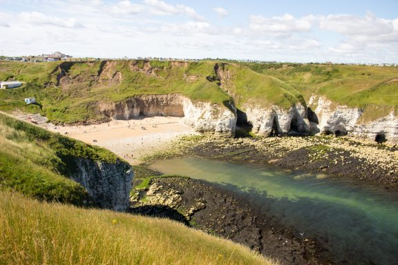 Plage de North Landing Flamborough