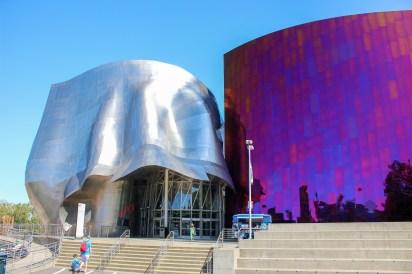 Musée de la Pop Culture de Seattle