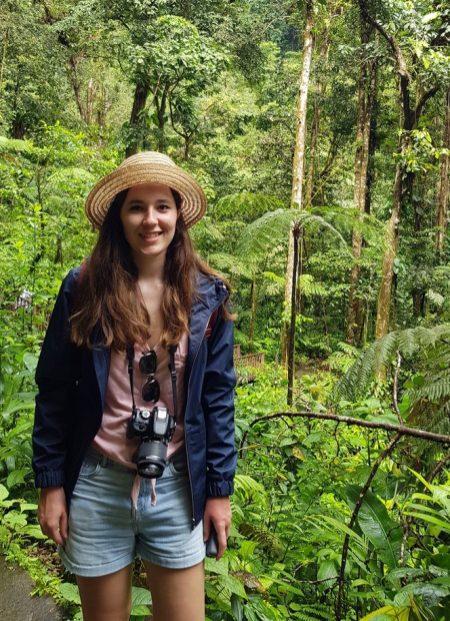 Pauline de la jungle!