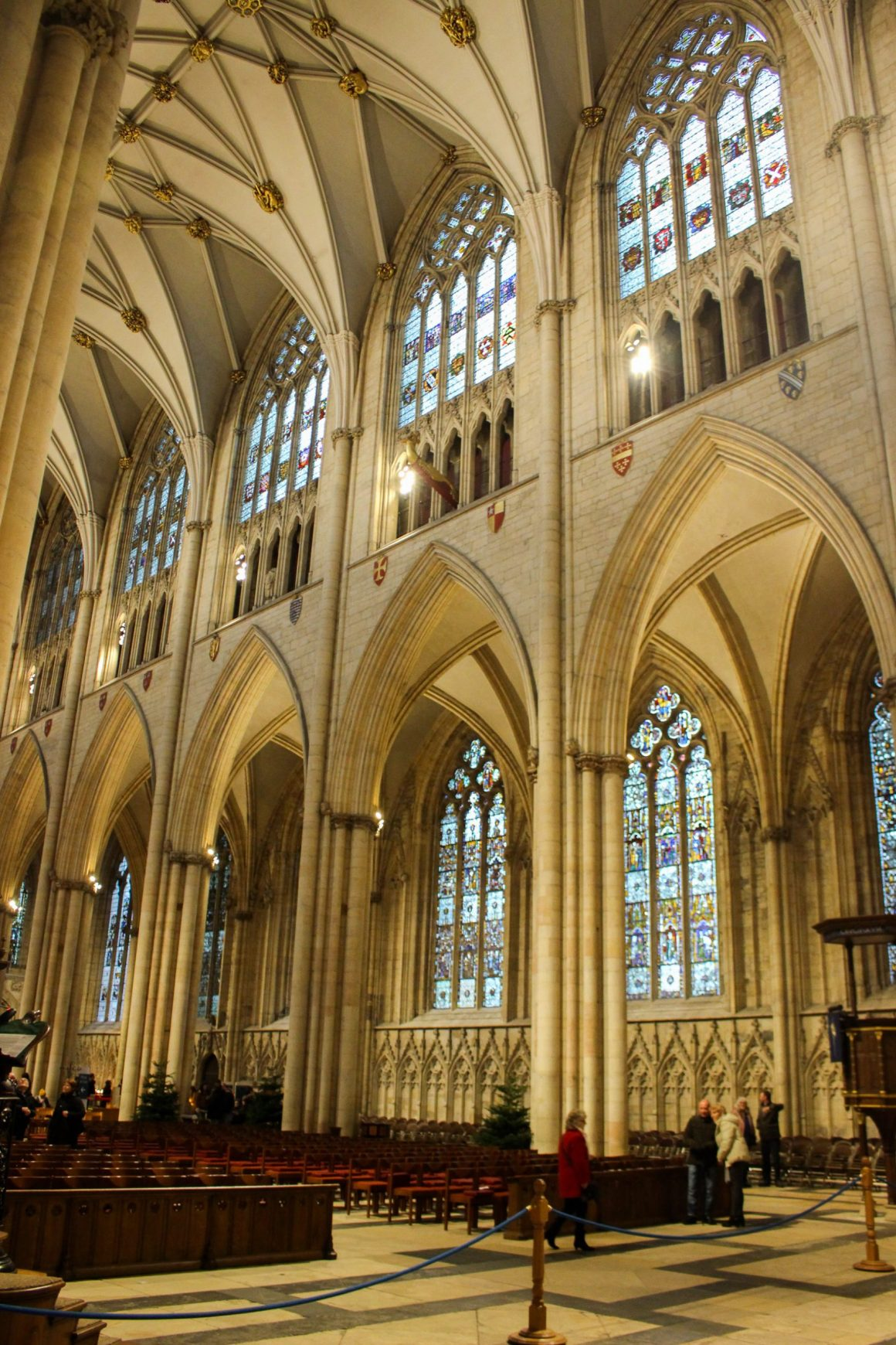 Cathédrale York Minster