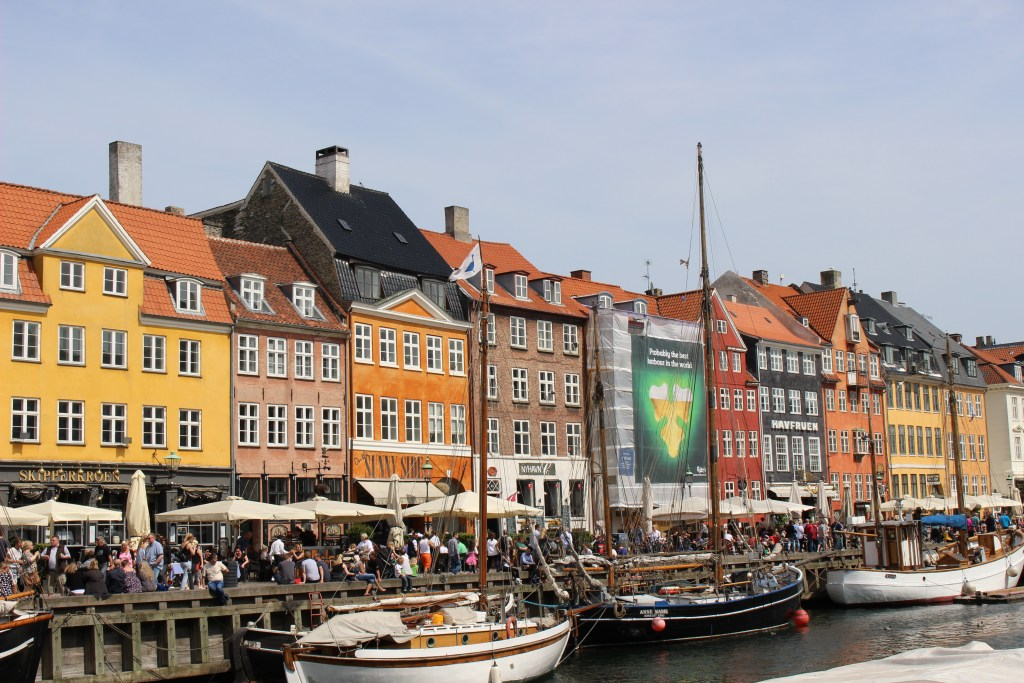 Vieux port de Copenhague
