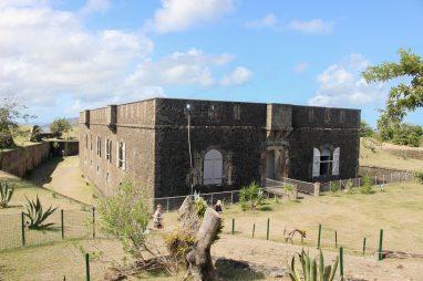 Le Fort Napoléon de Terre de Haut