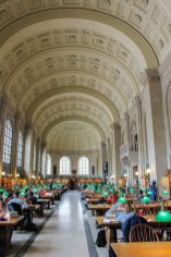 Boston Public Library - Soif de Voyages