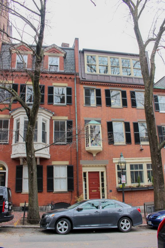 Beacon Hill Boston - Soif de Voyages