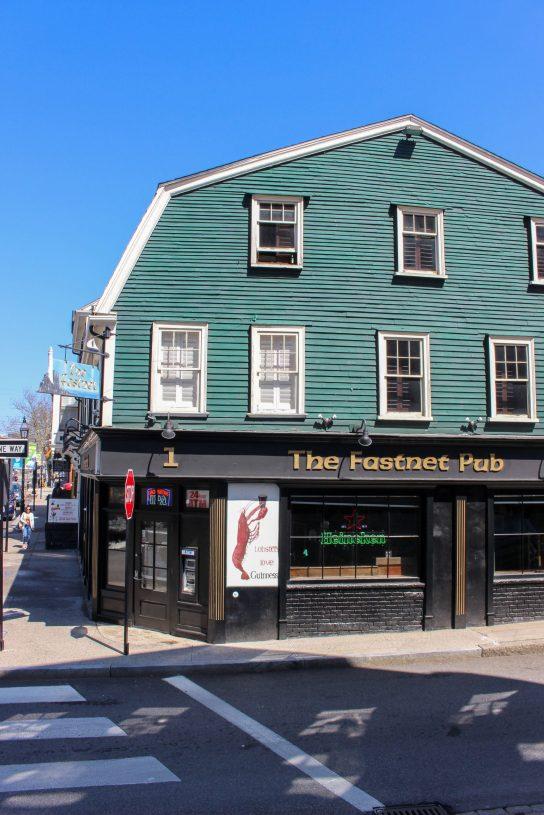 Newport Rhode Island - Sete di viaggi