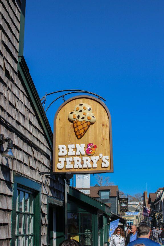 Ben&Jerry's Newport