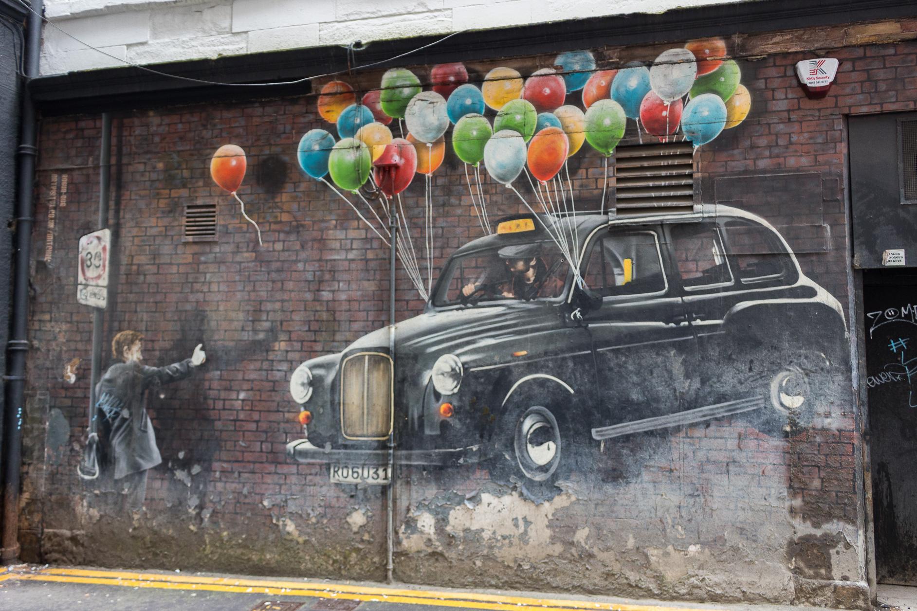 Mural Trail Glasgow