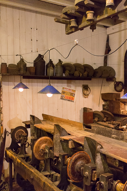 Musée de Kelham Island à Sheffield